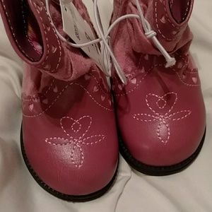 Genuine Baby Boots